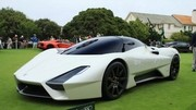 Pebble Beach 2011 : SSC Tuatara