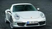 Voici la nouvelle Porsche 911