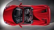 Ferrari 458 Spider : La 458 enlève son casque pour de bon