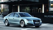 Audi A8 Hybrid : lancement en 2012