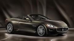 Luxe et prestige en Maserati GranCabrio Fendi