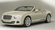 La Bentley Continental au grand air