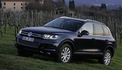 Essai VW Touareg Hybrid : L'image, que diable, l'image !
