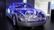 La Subaru BRZ annonce l'arrivée d'un coupé sportif
