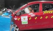 Crash-tests EuroNCAP : Une moisson de bonnes notes
