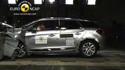 Euro NCAP : la Citroën DS5 parmi les derniers lauréats