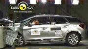 5 étoiles pour la Citroën DS5 au crash-test Euro NCAP