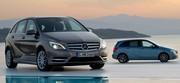 Nouvelle Mercedes Classe B : Entre break et monospace
