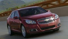 La Chevrolet Malibu arrive en Europe