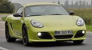 Essai Porsche Cayman R 330 ch : Le frelon vert