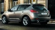 Menues retouches pour le Nissan Murano
