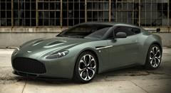 L'Aston Martin V12 Zagato de route