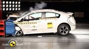 Euro NCAP : les modèles d'août 2011 en vidéos