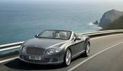Bentley Continental GTC: La noble anglaise se découvre