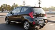 La Kia Picanto arrive en version 3 portes
