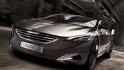 Peugeot HX1 : Le monospace limousine
