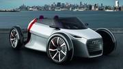 Audi Urban Concept : photos officielles avant Francfort 2011