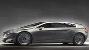 Concept Peugeot HX1 : monospace et break du futur