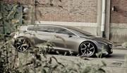 Peugeot HX1 Concept : monospace déluré