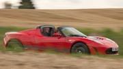 Essai Tesla Roadster Sport 2.5 : Sportive à contre-courant