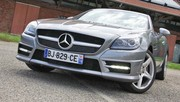 Essai Mercedes SLK 250 BlueEfficiency : baby SLS roadster !