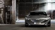 Peugeot HX1 Concept : L'hybride fait ses gammes