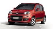 Nouvelle Fiat Panda 2012 : 3ème génération