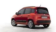 Fiat Panda : style modernisé