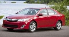 Toyota se relance aux Etats-Unis avec la Camry