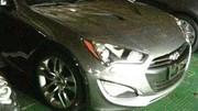 Le Hyundai Genesis Coupé restylé sans camouflage !