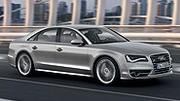 Un V8 turbo pour les Audi S6, S7 et S8