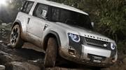 Land Rover DC100 Concept : Le roi est mort, vive le roi