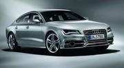 Nouvelles Audi S6, S7 et S8 mises au V8