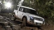Land Rover DC100 Concept : retour d'une légende à Francfort