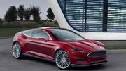 Ford Evos Concept, Capri c'est fini