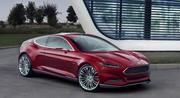 Ford concept Evos
