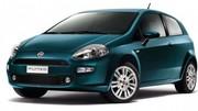 Fiat Punto restylée : Retour aux sources