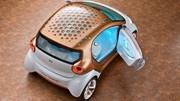 Smart Forvision : concept électrique