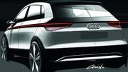 Audi A2 Concept, c'est l'A1 5 portes