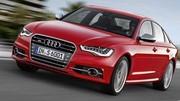 Francfort 2011 : Audi S6, S7 et S8
