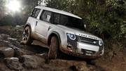 Land Rover Defender Concept DC100 : La fin d'une icône ?