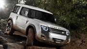 Land Rover DC100 Concept : Hibernatus !