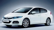Honda Insight : de 101 g/km à 96 g/km de CO2 pour l'hybride