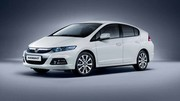 La Honda Insight passe sous la barre des 100 g de CO2 : 96 g pour la version de 2012