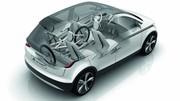 Audi A2 Concept, retour du minispace