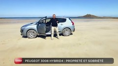 Emission Turbo : Peugeot 3008 Hybride, Opel Ampera, Volkswagen Golf Cabriolet