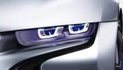 BMW va équiper ses nouveaux modèles de phares à diodes laser plus économes en énergie