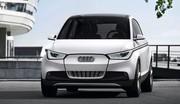 Audi A2 Concept en images