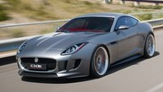 Jaguar C-X16 : Petit félin