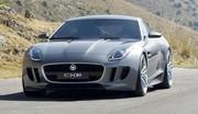 Jaguar C-X16 Concept, la future baby Jag'